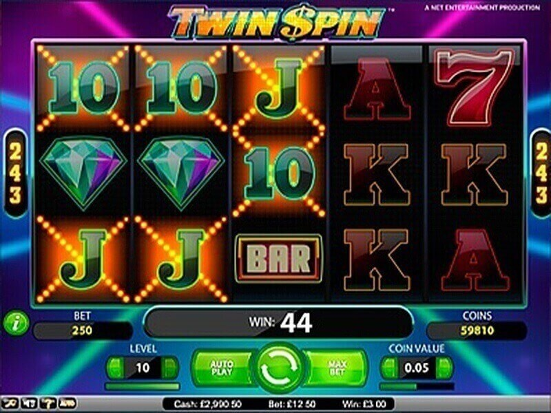 Review of Twin Spin Slot